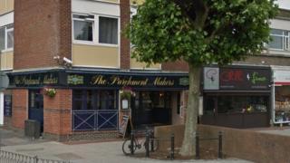 The Parchment Makers pub