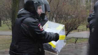Задержание Пиповарова