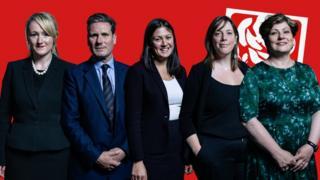 Five Labour leadership hopefuls