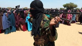 Al-Shabab yaromowe muri ino myaka iheze ariko iracafise uduce igenzura
