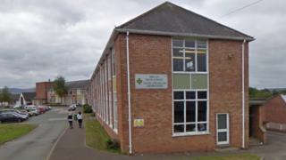 Ysgol Uwchradd Aberhonddu