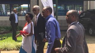 Prezida Kagame agiye gutanga ivyangombwa mu kanama gashinzwe amatora