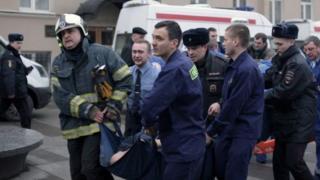 Жертвами взрыва стали 15 человек, более 50 ранены