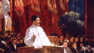 Stalin và Lenin