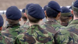 Cadets (generic picture)
