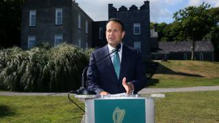 Leo Varadkar says Irish ports and airports needed to be prepared for a no-deal Brexit
