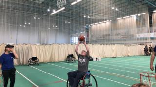 Expensive equipment like sports wheelchairs can make physical hobbies costly for athletes