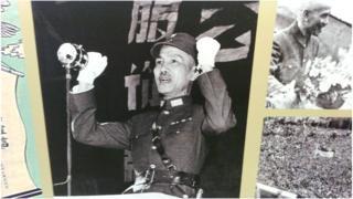 中國對蔣介石的記憶可能是北伐、抗戰還有被毛澤東打敗逃到台灣,台灣人對蔣介石的記憶卻是很不一樣。