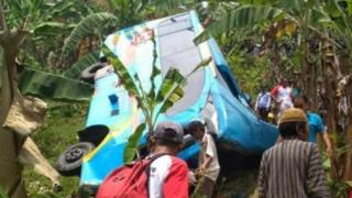 Kecelakaan Sukabumi