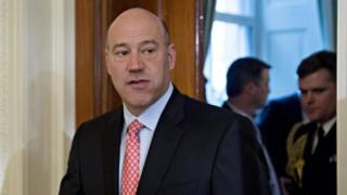 ABD Başkanı Trump'ın en üst düzey ekonomi danışmanı ve Goldman Sachs'ın eski iki numaralı yöneticisi Gary Cohn