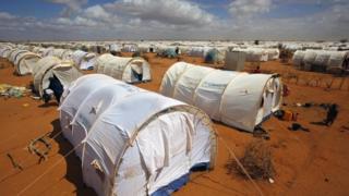Ikambi ya Dadaab yashinzwe mu 1991, ifise ubwaguke nk'ubw'igisagara cose