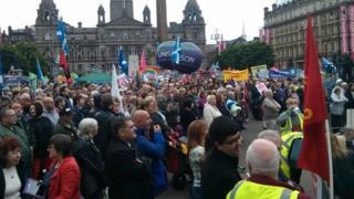 austerity crowd