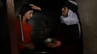 Ritual menerima kembali perempuan Yazidi