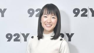 "Author and series host Marie Kondo poses before taking part in Netflix""s ""Tidying Up With Marie Kondo"" screening and conversation at 92nd Street Y on January 08, 2019 in New York City."