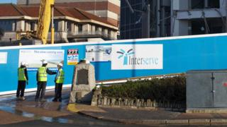 Interserve construction project