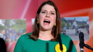 in_pictures Liberal Democrat leader Jo Swinson