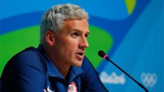 Coletiva de imprensa na Rio 2016