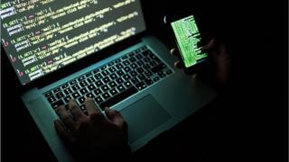 A hacker