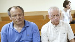 Леденев и Мартыненко