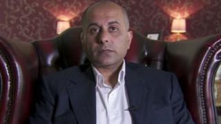 North West MEP Sajjad Karim