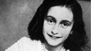 Ana Frank el 1 de enero de 1942