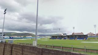 Victoria Road Stadium, Port Talbot