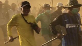مخاطر البحث عن حجر اليشم الكريم في ميانمار