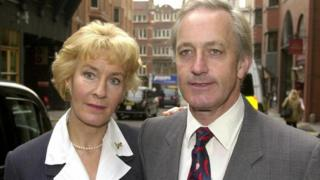 Christine and Neil Hamilton
