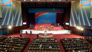 invalidation des députés de l'opposition, françis kalombo, olivier kamitatu, martin fayulu