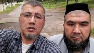Рустам Карим ва Тўлқин Астанов