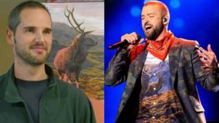 martin Ridley and Justin Timberlake