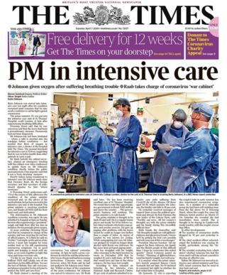 The Times 6 April 2020