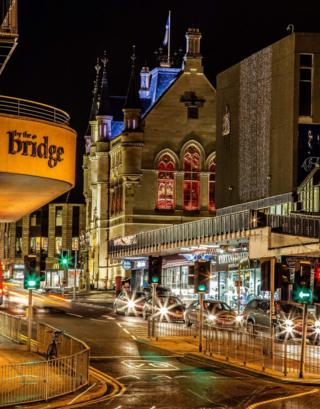 Bridge Street Inverness