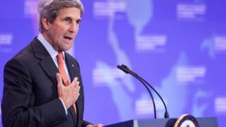M. Kerry et ses homologues d'Afrique de l'Est se sont entretenus de la situation en Somalie