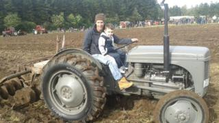 William Sangster from Auchnagatt named locally as death crash teenager