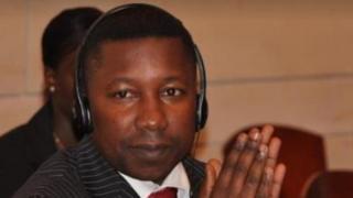 Kag Sanoussi, président de l'institut international de gestion des conflits