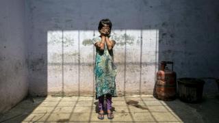 індійська дівчинка