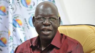 Salifou Diallo, le défunt président de l'Assemblée nationale burkinabé