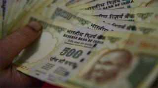 Mata uang Rupee India