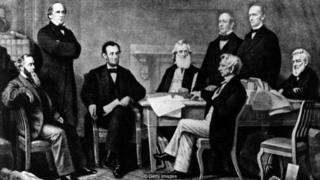 Masu sakin jiki irin su Abraham Lincoln an fi jin muryarsu da yawan hira fiye da mu (Credit: Getty Images)