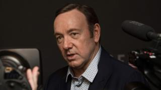 Kevin Spacey in 2016