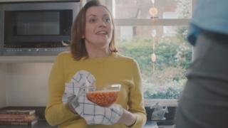 Baked beans advert