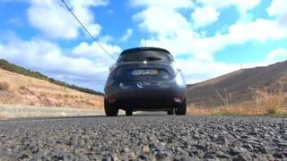 السيارات التي تمد منازل البرتغال بالطاقة