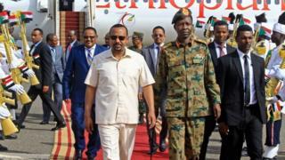ئيس الوزراء الأثيوبي، آبي أحمد، يتوسط بين المجلس العسكري وتحالف قوى الحرية والتغيير لبحث الإنتقال الديمقراطي في السودان