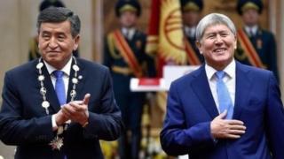 Жээнбеков-Атамбаев: