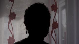 Marija u silueti zbog zaštite identiteta
