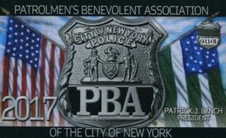 the PBA card