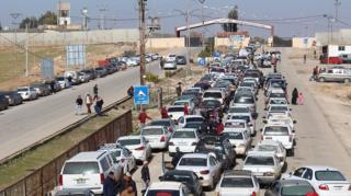 Sirios vuelven a su país