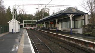 Milngavie station