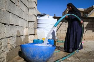 استانهای جنوبی ایران با کمبود جدی آب روبرو هستند